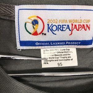 Fifa World Cup Shirts - ‼️SOLD‼️ Vintage 2002 FIFA World Cup Korea Japan T